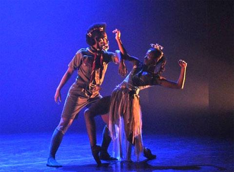 Ballet Black, photo: John Ross